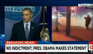President Obama's Speech on CNN