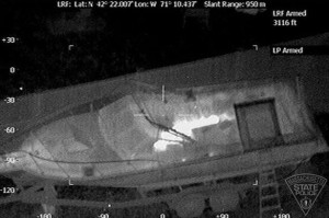 Still-infrared-image-from-police-search-of-boat-where-Dzhokhar-Tsarnaev-was-found-hiding-1844715