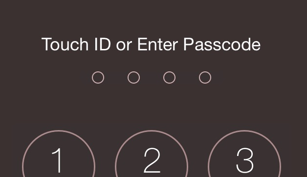 pass code