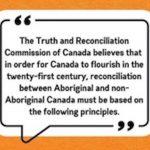 10 Principles of Reconciliation